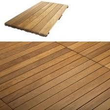 snapping deck tiles goes existing flooring or grass and are