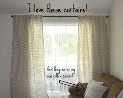 Walmart Bathroom Window Curtains by Curtains Fill Your Home With Pretty Chevron Curtains For