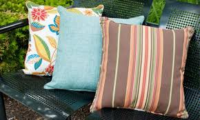 $18 for Two Indoor Outdoor Decorative Pillows