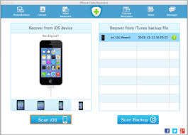How to Recover Deleted SMS Messages from iPhone