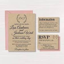 Rustic Wedding Invitation Templates Uk Elegant The 25 Best Free Printable Invitations Ideas On Pinterest