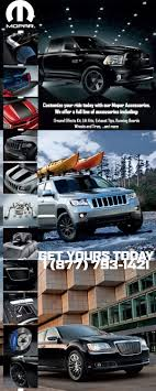 Get Accessories For Your Chrysler Jeep Dodge Car | Greater Edmonton Area