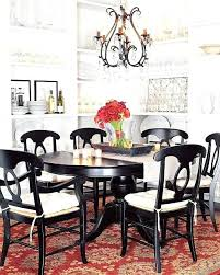 Pottery Barn Dining Room Chairs S Table Decor Slipover
