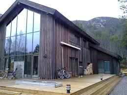 100 Houses In Norway Living House Hovden 3 Hovden Baltic Wood