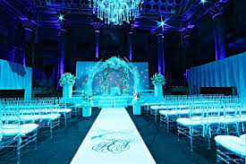 Winter Wonderland Jewish Wedding Ceremony