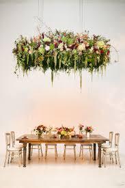Garden Loft Wedding with an amazing Floral Instalation