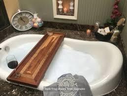 Bamboo Bathtub Caddy Bed Bath Beyond by Articles With Teak Tub Caddy Bed Bath And Beyond Tag Wonderful