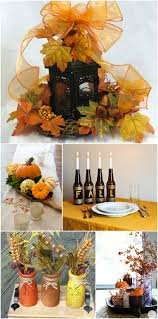 15 Gorgeous DIY Fall Centerpieces That Dress Your Dining Room Table In Style