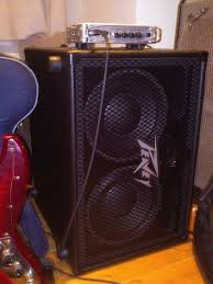 2x10 Bass Cabinet Plans by Peavey Bass Cabinet Used Peavey Peavey Pvh 212 Bass Cab Bass