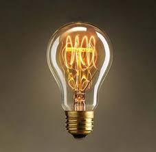 10 antique vintage edison style light bulb 40w 220v radiolight