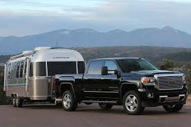 2015 Chevrolet Silverado HD And GMC Sierra HD First Drive Photo ... Truck Campers Rv Business New 2018 Airstream Tommy Bahama Inrstate Grand Tour Motor Home Weekend Luxury Living In Classic Alinum Trailer Food Truck Foote Family Nomad Trailer In Traffic For American Simulator Camper Shell Or No Pickup Tv Forums The Lweight Ptop Revolution Basecamp You Can Pull Behind A Subaru How To Choose The Right Live Fulltime Travelers Truckdomeus 1968 Avion C11 Restoration Forums Reincarnated From Family Camper Airbnb