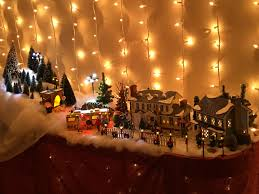 Griswold Christmas Tree Scene by Griswold Christmas Vacation Village Dept 56 Display Griswold U0027s