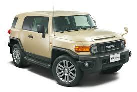 Japan Says Sayonara To The Toyota FJ Cruiser, Hello Again To The ...
