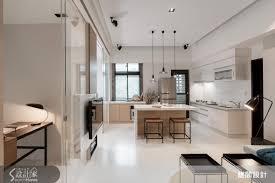 cuisine laqu馥 blanche plan de travail gris id馥 plan de travail cuisine 100 images cr馥r un site de