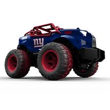 100 Radio Control Monster Truck NEW YORK GIANTS Remote Bobs Stores