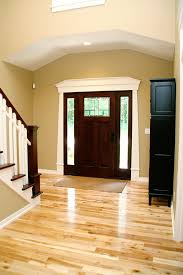 warm paint colors for living room entry with none