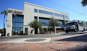 100 Old Dominion Truck Leasing CaterpillartoTucson Deal Was Months In The Making News About