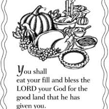 Christian Thanksgiving Coloring Pages For Kids Halloween Arts