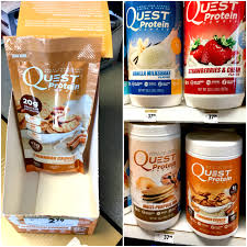 Full Sized Quest Protein Powders Are Also Available For Purchase One Scoop Of This Powder Contains