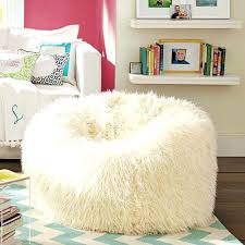 Fluffy Bean Bag Chairs Furry Amazon