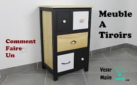 comment fabriquer un meuble à tiroirs ep32