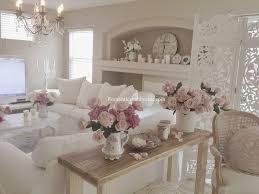 romantisches schickes weißes klassisches landhaus