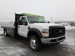 100 16 Truck Wheels FORD DIESEL FLATBED TRUCK 450 2008 6 WHEELS 1FDXF46R58EB12961