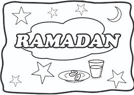 Ramadan Coloring Pages Pictures