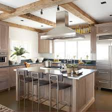 Kitchen Island With Cooktop And Seating Kitchen Islands Designing An Island Better Homes Gardens