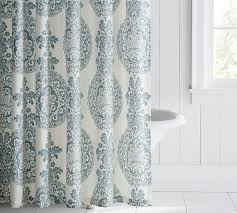 Lucianna Medallion Shower Curtain Saved View r Roll Over Image to Zoom