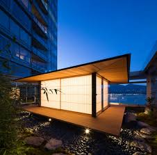 100 Tea House Design A Japanese Room Perched Atop A Rooftop Pen Magazine