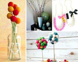 Cute Diy Crafts For Boyfriend Teen Projects Girls Craft Ideas How Cool Felt Ball Easy And