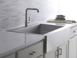 Best Kitchen Sink Material 2015 by Stainless Steel Kitchen Sinks Top Mount You Will Get Best