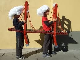 Kids In S.F.-themed Halloween Costumes - Enter Our Contest Now ...