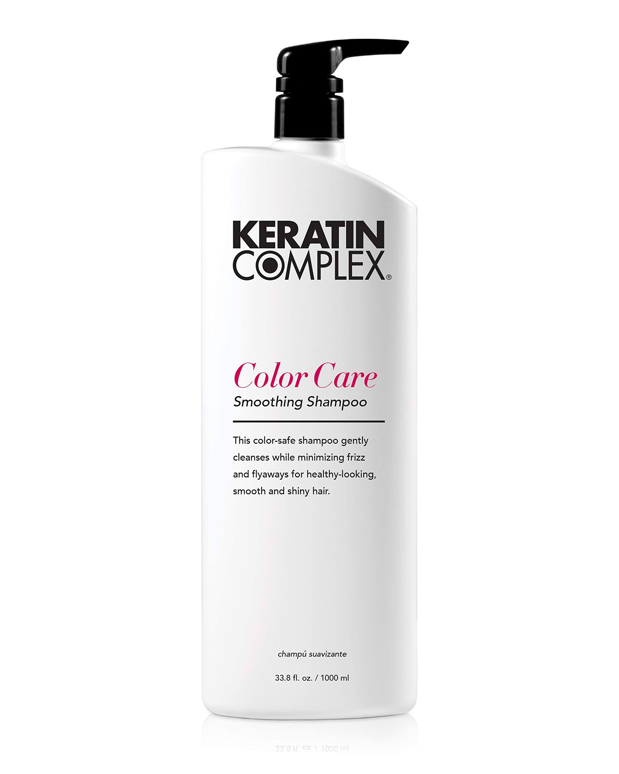 Keratin Complex Color Care Smoothing Shampoo