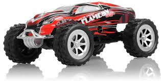 100 Monster Energy Rc Truck WLtoys Flamesy RC Car High Speed 24Ghz Remote With Speed Controller