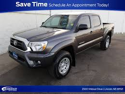 100 Used Toyota Tacoma Trucks For Sale 2015 Anderson Auto Group Lincoln
