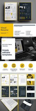 100 Free Professional Resume Templates 25 Creative To Land A New Job In Style