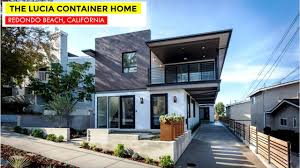 100 Shipping Container Beach House Lucia Home In Redondo California By Architect Peter DeMaria 207 South Lucia Avenue