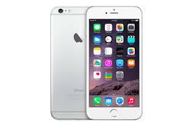 Apple iPhone 6 Plus 16GB Silver Kogan