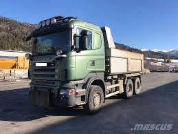 Used Scania R 620 Dump Trucks Year: 2008 Price: $39,743 For Sale ...