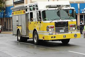100 Different Trucks Why Are Fire Trucks Across Greater Victoria Different Colours
