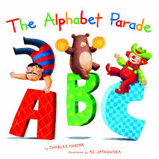 Amazoncom The Alphabet Parade Learning Parade 9781404883147