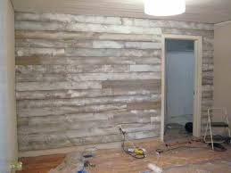 Surrounds Basement Cedar Planks Home Projects Plank Pallet Wood Wall Whitewash