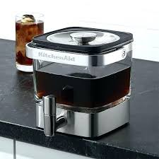 Toddy Coffee Maker Bed Bath Beyond Makers Best At And Buy