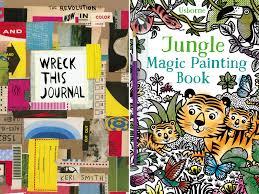 Toddler Art Desk Uk by 15 Best Kids U0027 Activity Books The Independent