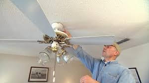 how to fix an out of balance paddle ceiling fan today s homeowner