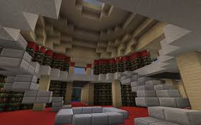 Minecraft Circle Floor Designs by Minecraft Library Design Competition Closes This Week Cabra