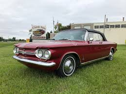 100 Corvair Truck For Sale 1964 Chevrolet Monza Convertible Used Chevrolet