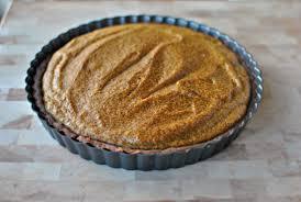 Preparing Pumpkin For Pie Filling by Simply Scratch Bourbon Pumpkin Pie Tart Simply Scratch